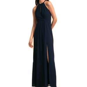 BHLDN - Marco Dress, Navy